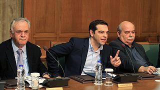 Ελλάδα: H σύνθεση της νέας κυβέρνησης