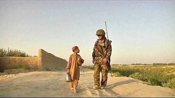 Αφγανικό στρατιωτικό σεξ