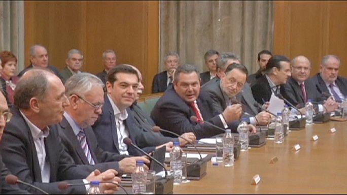 Régi-új kormány Görögországban