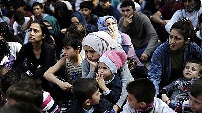 Tense showdown predicted at EU refugee summit
