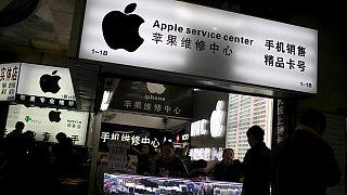 """iPhone 6s : déjà """"disponible"""" en Chine"""