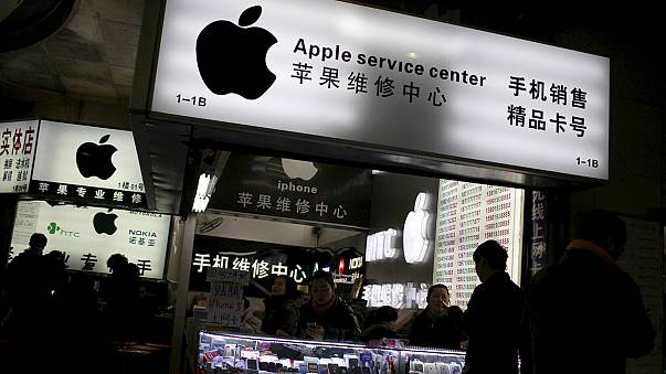 Biting another chunk out of Apple: second headache for software giant