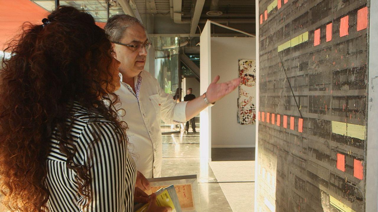 """Docks Art Fair"": Lyon transformada numa galeria de arte"