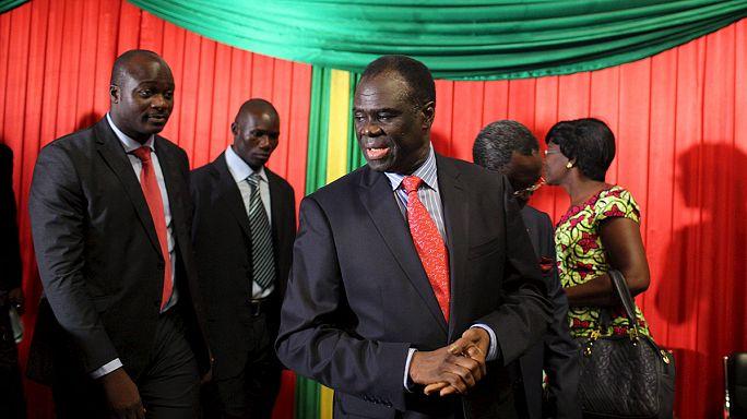 Буркина-Фасо: президент Кафандо вернулся к своим обязанностям