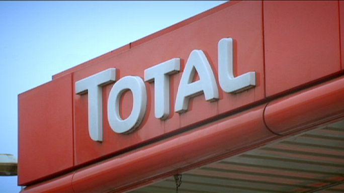 توتال تقرر خفض استثماراتها ع بـ50 % في افاق 2017