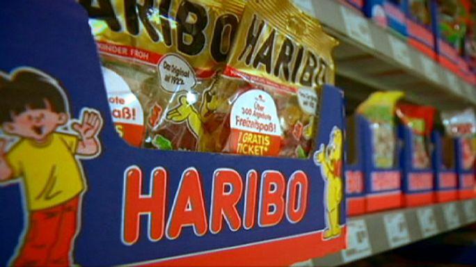 A Lidt arany csokoládémackója legyőzte a Haribo Goldbärt