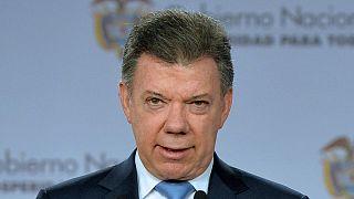 كولومبيا : إجتماع بن الرئيس سانتوس و قائد حركة الفارك في كوبا