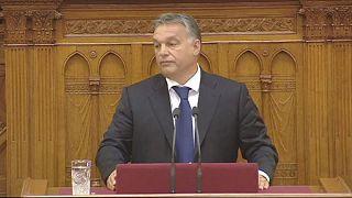 Ungarns Grenzpolitik der harten Hand