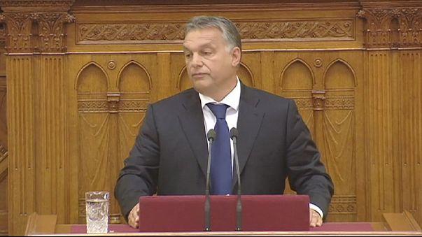 سياسة الحكومة المجرية حول اللاجئين
