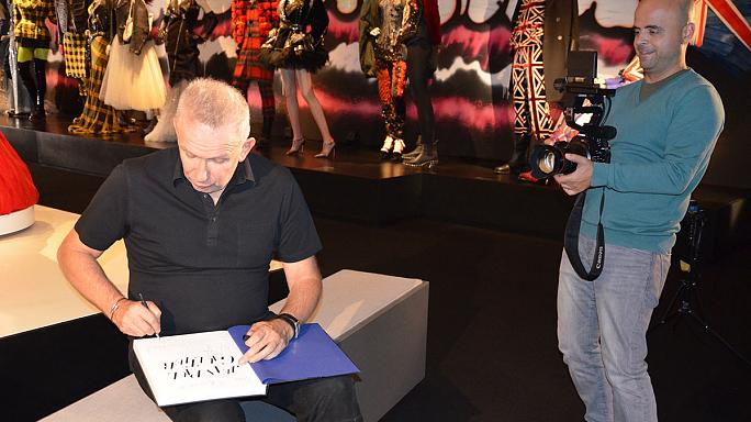 Jean Paul Gaultier on his grandmother and loving Madonna
