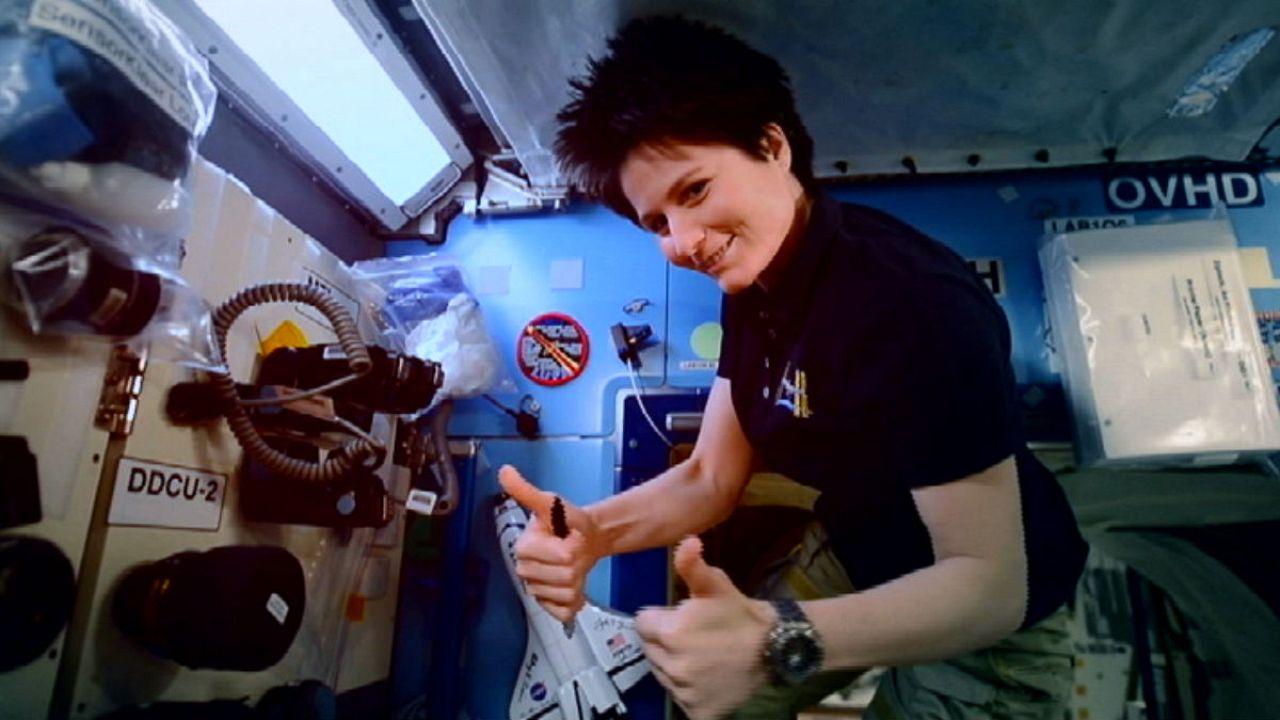 """L'Accademia degli Astronauti: """"Galleggiare nello spazio ti disorienta"""""""
