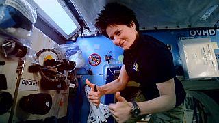 """Academia do Astronauta: """"No espaço as coisas flutuam e nós também"""""""