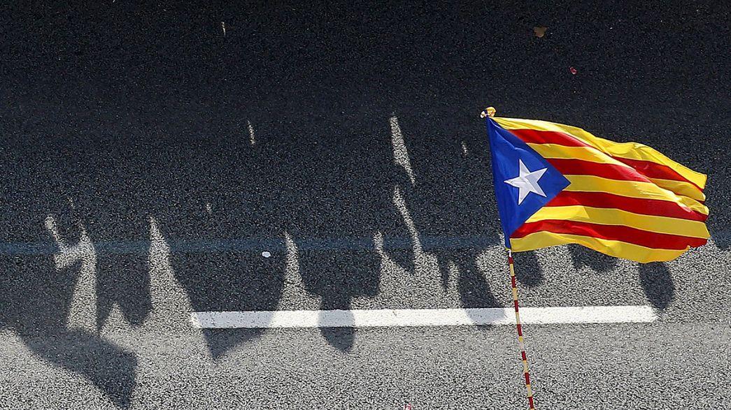 Se calienta el debate dentro y fuera de Cataluña en la cuenta atrás para el 27-S