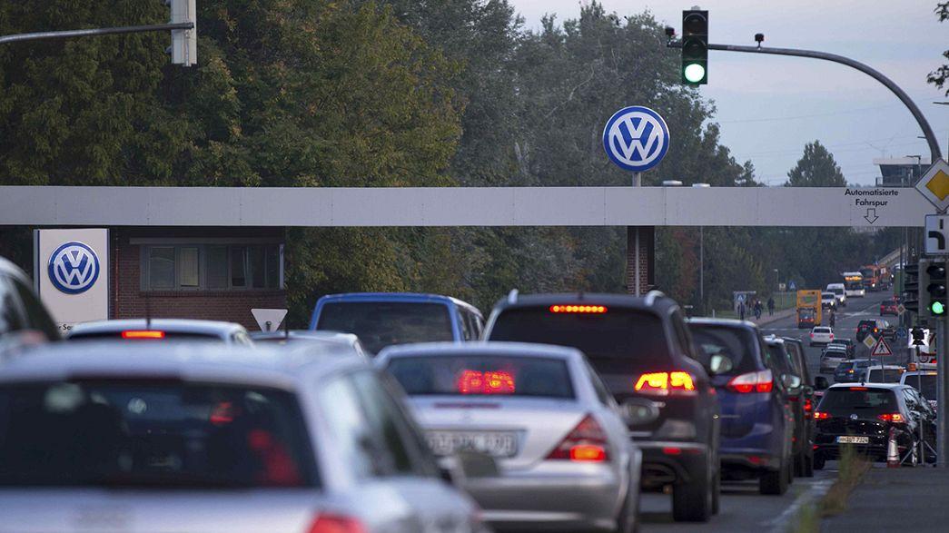 فضيحة فولكسفاغن تلقي بضلالها على سوق السيارات في اوربا