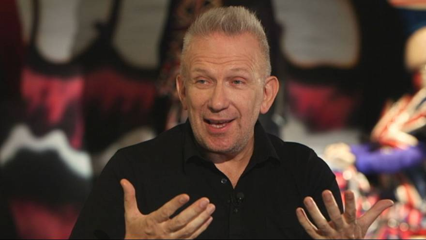 Madonna, muses and grandma - Gaultier looks back with laughter on 40 years in fashion
