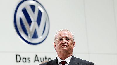 Abgasaffäre: Winterkorn räumt Chefsessel bei VW
