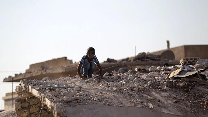Rússia usa a carta Síria como trunfo