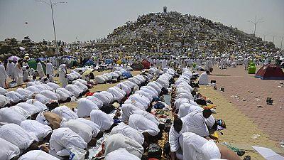 Peregrinação a Meca: Fiéis pedem paz na Síria