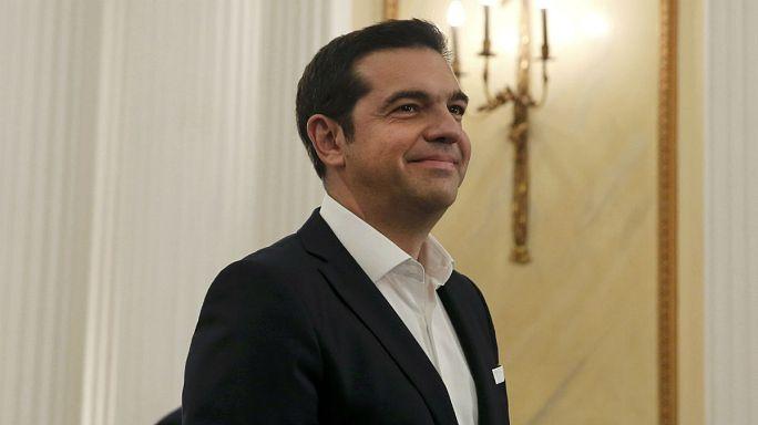 Grèce : Syriza, contraint d'appliquer un programme d'austérité