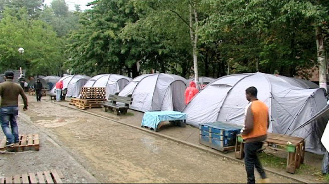 """""""Wie will die EU den Beschluss zur Umverteilung der Flüchtlinge umsetzen?"""""""