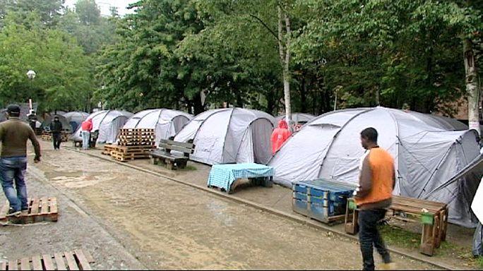 A segélyszervezetek figyelik Brüsszel minden lépését menekültügyben