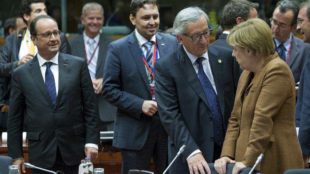 Vertice UE: i leader vogliono piu' controlli alle frontiere contro l'afflusso di migranti