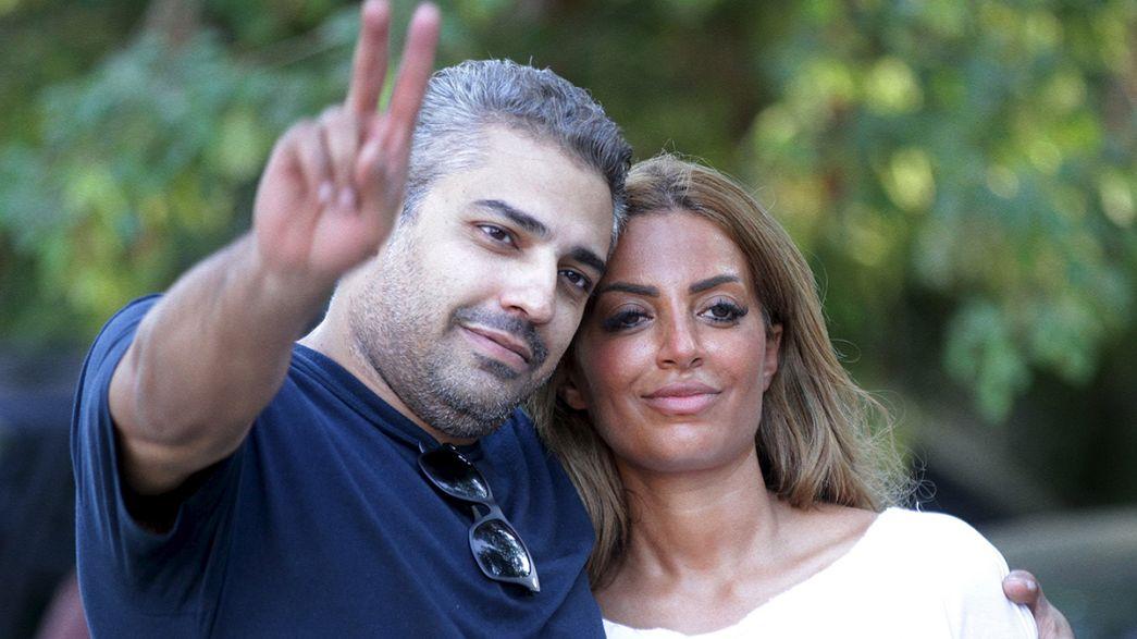 Egypt pardons 100 prisoners including three journalists