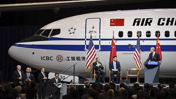Boeing bags bonanza aircraft deal with Beijing
