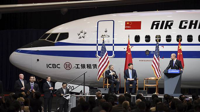 Boeing vola alto in Cina