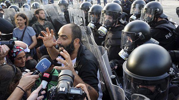 Ungarns Medien zur Flüchtlingskrise: Eine Frage der politischen Ausrichtung?