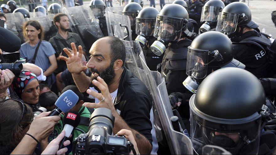 Hungria: a cobertura mediática da crise migratória