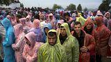 Réfugiés : bras de fer frontalier entre la Serbie et la Croatie