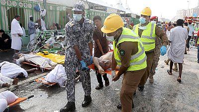 Саудовская Аравия: власти расследуют обстоятельства трагедии во время хаджа