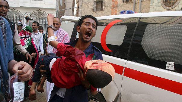 El presidente de Yemen regresa del exilio para participar en la Fiesta del Sacrificio