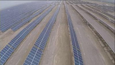 Una Cina solare