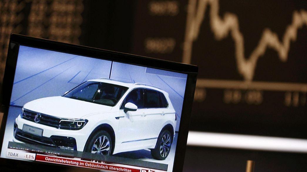 Scandalo Volkswagen, continua la ripresa in Borsa dopo dimissioni di Winkerkorn