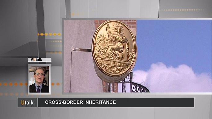 Simplifying cross-border inheritance