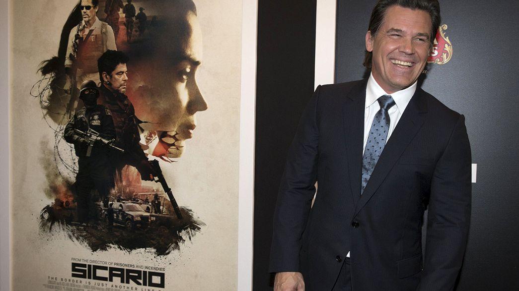 """""""Sicario"""" plonge dans la lutte contre les cartels de drogue"""