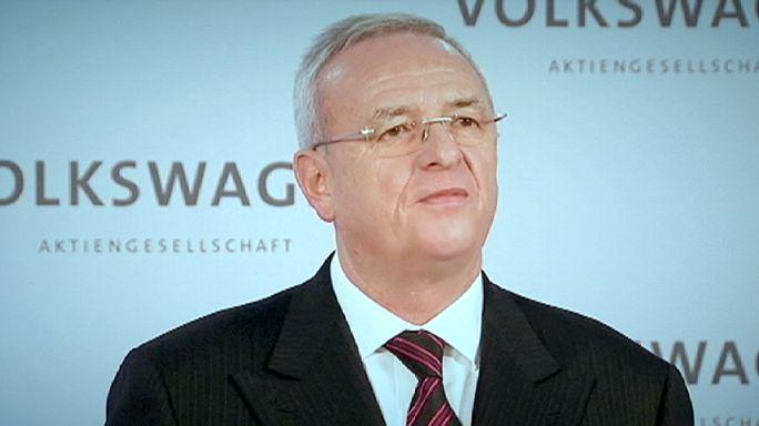استقالة المديرالتنفيذي لشركة فولكسفاغن