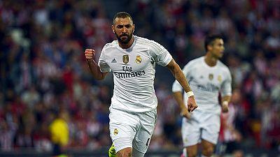 El Real Madrid, líder tras la debacle del Barcelona en Vigo