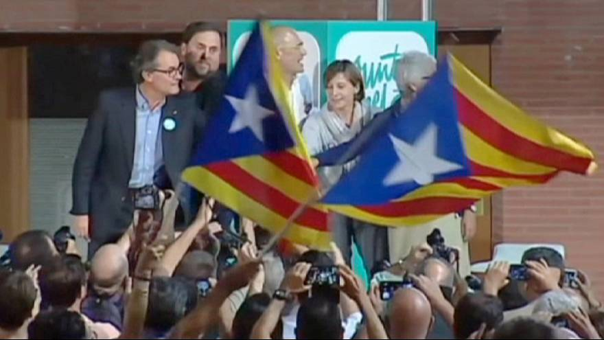 Az elszakadásról szól a katalán választás