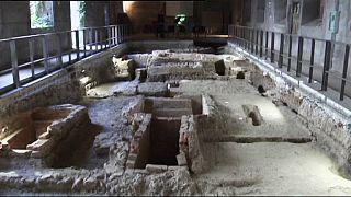 العثور على بقايا عظام موناليزا