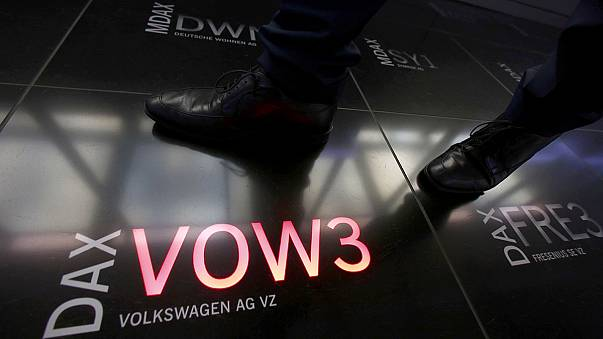 VW shares continue to recover after steep falls