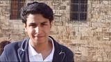 Egy szaúdi fiatal keresztre feszítése ellen tiltakoznak