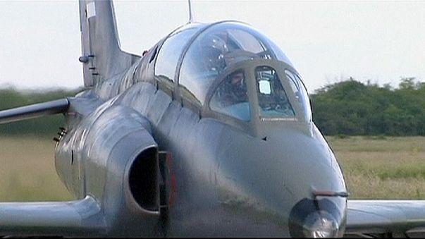 Felszálltak az orosz harci gépek Szíriában