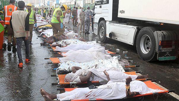 Ministro saudita atribui responsabilidade da tragédia aos peregrinos