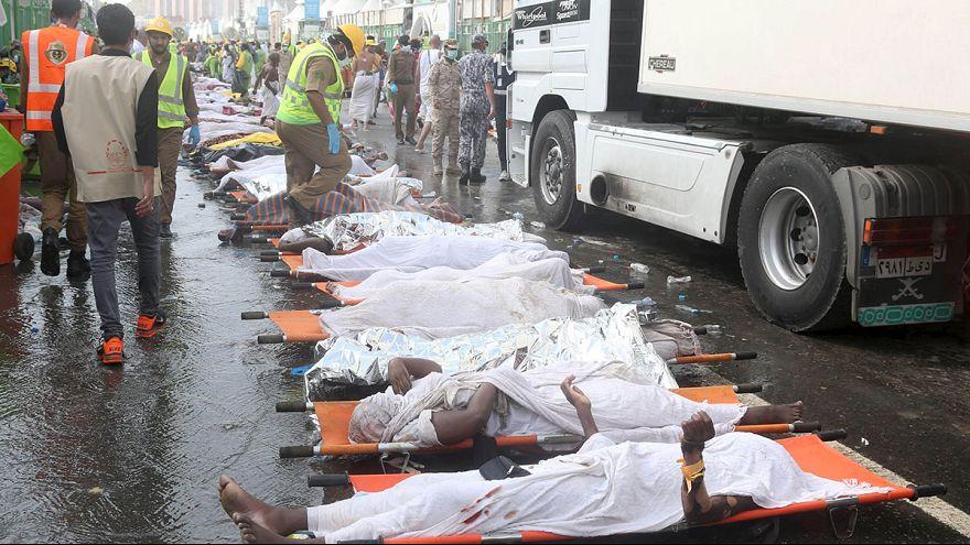 Arabia Saudí investigará las causas de la muerte de más de 700 fieles en su peregrinaje a La Meca