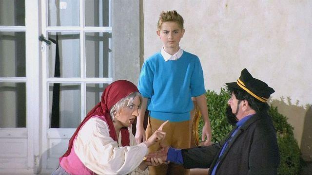 Tintin à l'opéra : la Castafiore, décidément à l'honneur!