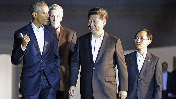 Presidents of China and US to make joint climate announcement