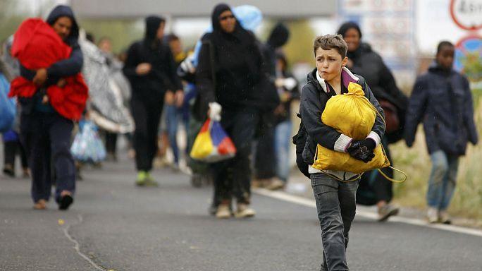 L'Europe avance désunie vers une politique d'asile
